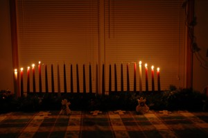 Advent Candle 9