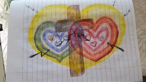 opposite hearts